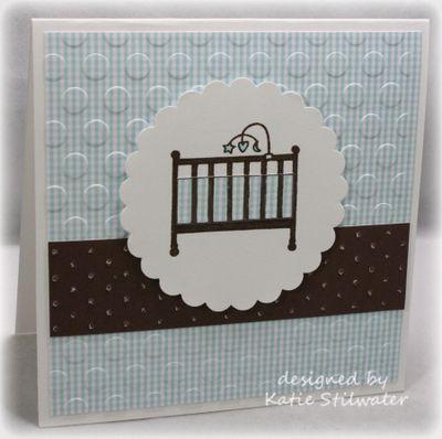 Boy crib