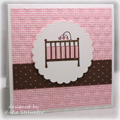 Girl crib