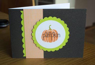Sketchy pumpkin