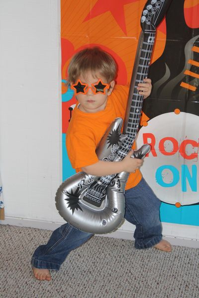 Rock star theo