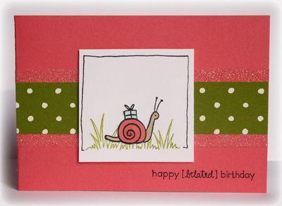 Snail day1